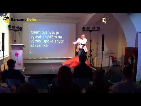 Barcamp Kolín 2018, Jan Řezáč: Web Jako Továrna Na Zákazníka