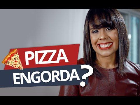 Comer pizza ENGORDA? Pizza na dieta PODE?