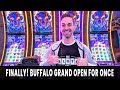 FINALLY! 🐃 Buffalo Grand 🎰 $3 or $3.75 Bet? 💵 Bonus ...
