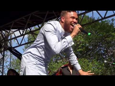 Jidenna - TRAMPOLINE (Live March 17th SXSW 2017 @ Pitchfork Party) Austin,Tx