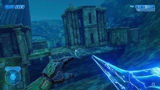 Halo 2 - ¡Explorando la Atlántida! (Ciudad perdida debajo del mar)