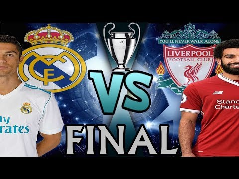 FINAL UEFA CHAMPIONS LEAGUE REAL MADRID X LIVERPOOL - PES 2018