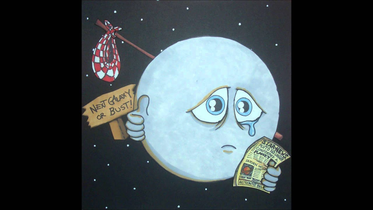 Rick And Morty Hd Wallpaper Clickclackbang Poor Pluto Youtube