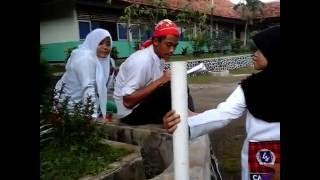 Praktikum Fisika Hukum Bernoulli SMKN 63 Jakarta