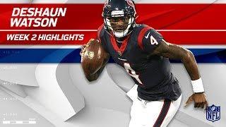 Every Deshaun Watson Play Against Cincinnati   Texans vs. Bengals   NFL Wk 2 Player Highlights