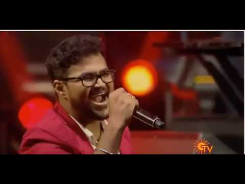 Aalaporan thamizhan AR Rahman Live Concert - Netru Indru Naalai Chennai concert