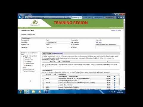 CAP 2.0 Webinar Training - Certificates 04.14.16