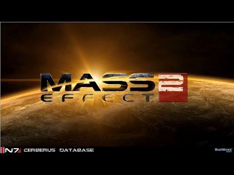 Космос. Mass Effect 2. Помогаем сбежать воровке и первый контакт с Коллекционерами.