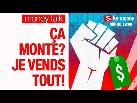ÇA MONTE? JE VENDS TOUT! Emission Money Talk du 17/12/19