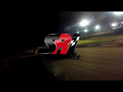 #9 Dusty Carver - Super Late Model - 7-28-17 Fort Payne Motor Speedway - In Car Camera