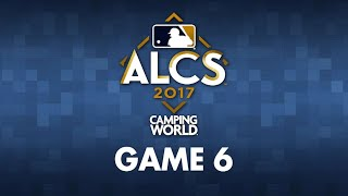 ALCS Game 6 Preview: HOU Astros (Oct. 20)