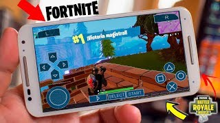 Fortnite for PPSSPP Emulator on Android - Official Download - IT'S REAL OR FALSE