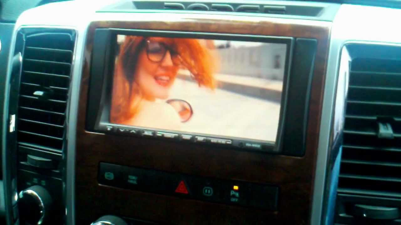 small resolution of  maxresdefault 2011 dodge ram 2500 navigation install alpine ina 910bt youtube at cita wire harness