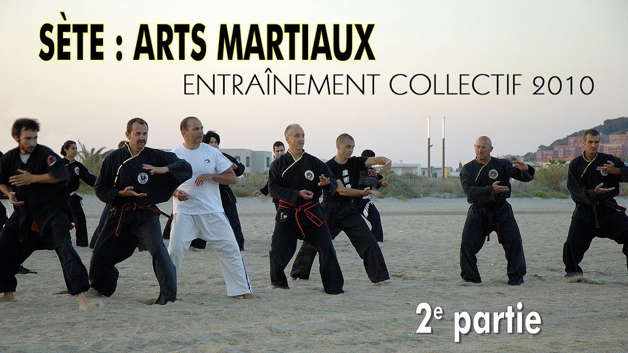 arts martiaux entra nement collectif plage de s te 23 On entrainement art martiaux pdf