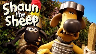 Timmy dan Sang Naga | Shaun the Sheep | Full Episode | Funny Cartoons For Kids