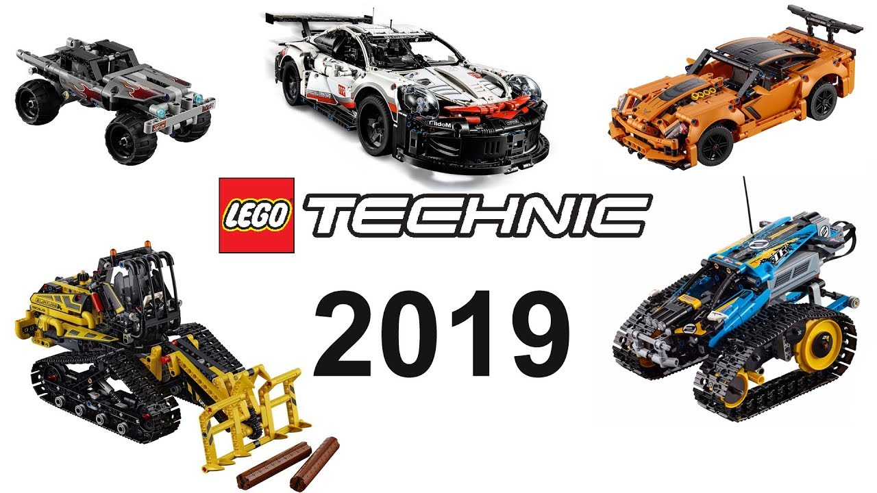 lego technic 2019. Black Bedroom Furniture Sets. Home Design Ideas