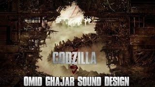 Godzilla Movie - Sound Design Demo Reel Omid Ghajar (Stereo Sound)