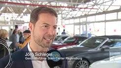 Eröffnung Adolf-Schmetzer-Str. 46 Stern-Center Regensburg Junge Sterne