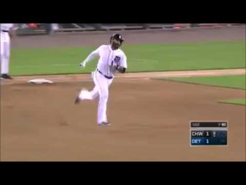 JD Martinez Pinch Hit Home Run Off of Chris Sale (feat. Eminem) 8/3/16
