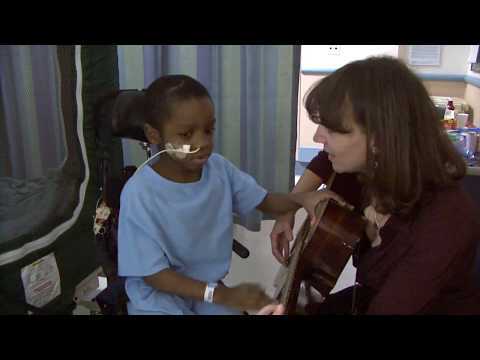 Healing Through the Power of Music - Music Therapy in Action at Children's Hospital Oakland