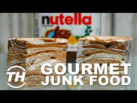 Top 4 Gourmet Junk Food Recipes