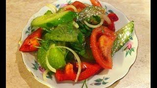 Салат с Редькой. Мамулины рецепты