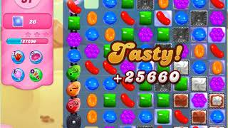 Candy Crush Saga   level 540 no boosters