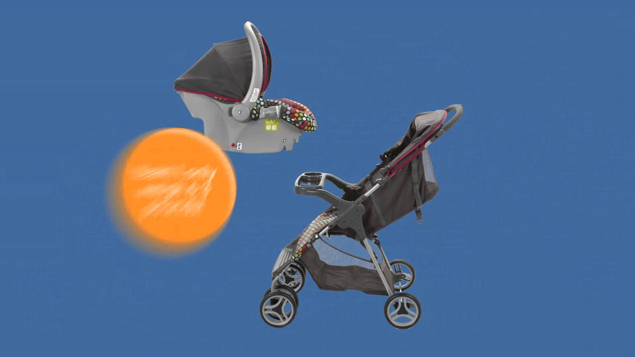 Lift StrollTM Travel System By Cosco