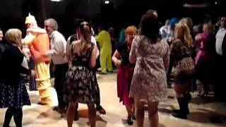 """Fancy Dress Barn Dance - """"Cylch y Cymry"""" (Welsh Circle) with the Pluck & Squeeze Band"""