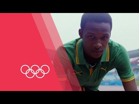 Jamaica's next generation of athletes - Jaheel Hyde & Martin Manley