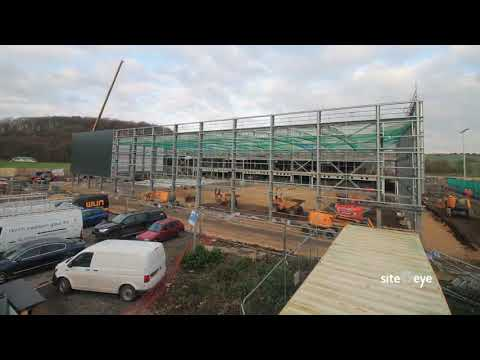 Maiden Castle Project - December 2018