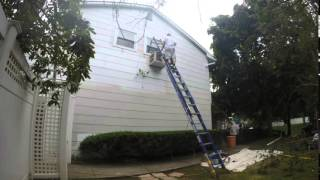Duration on Asbestos Siding