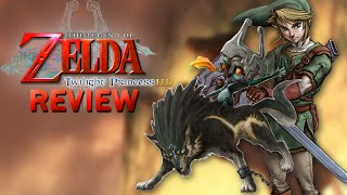 The Legend of Zelda: Twilight Princess HD Wii U Review (Video Game Video Review)