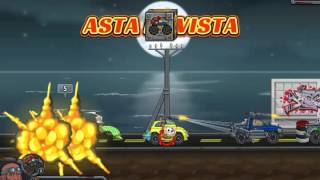 MAX FURY DEATH RACE | CAR RACING SHOOTING GAMES FOR KIDS