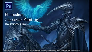 Youngmin Seo : Character Paint…