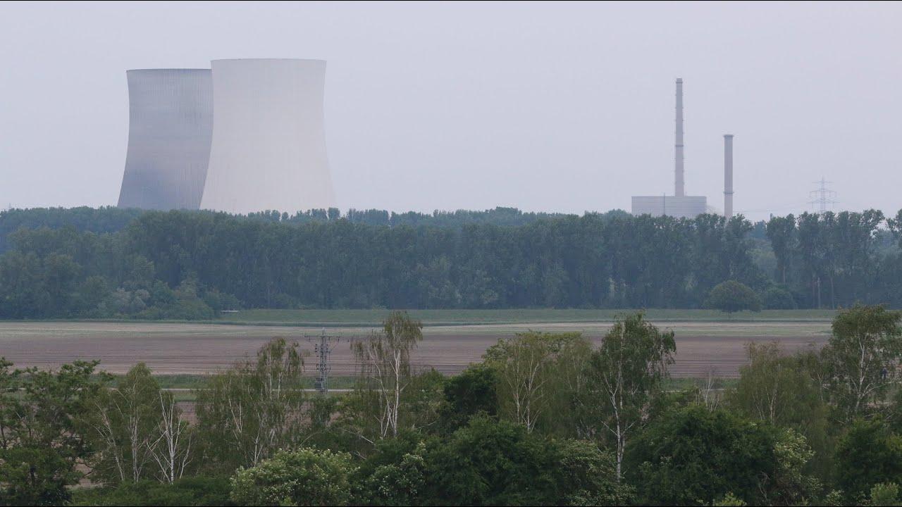Sprengung Kernkraftwerk Philippsburg