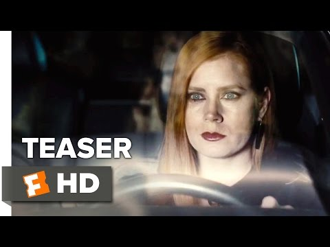 Nocturnal Animals Official Trailer - Teaser (2016) - Amy Adams Movie