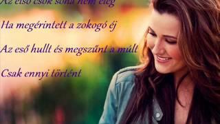 Janicsák Veca - Könnyek az esőben (dalszöveg)