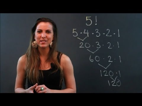 What Is the Purpose of the Exclamation Point in Factorials? : Math Tips