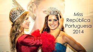 Miss Republica Portuguesa - Bastidores