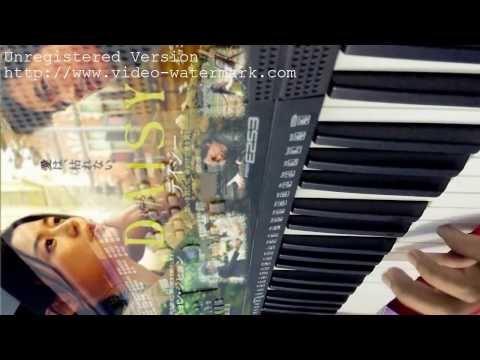 OST Daisy - Hey (piano cover) by the hive