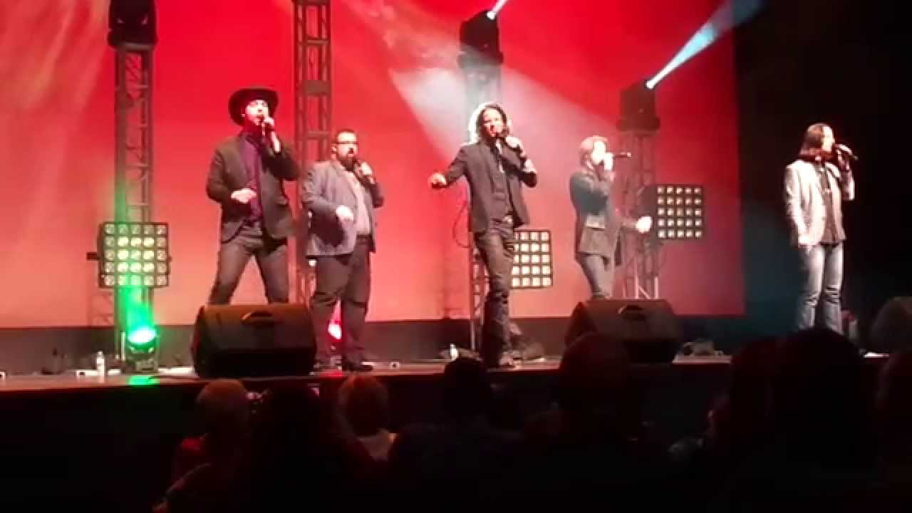 Download Home Free Full of Cheer Tour in MN @ the Fitzgerald Theater (Christmas Medley)
