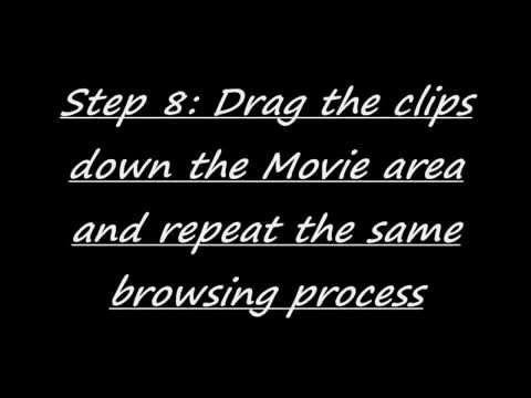 How To Put Flip Videos In Windows Movie Maker (Easy)