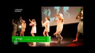 LINE MUSIC Little Glee Monster
