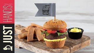 Cupcake burger | Akis Petretzikis Kitchen