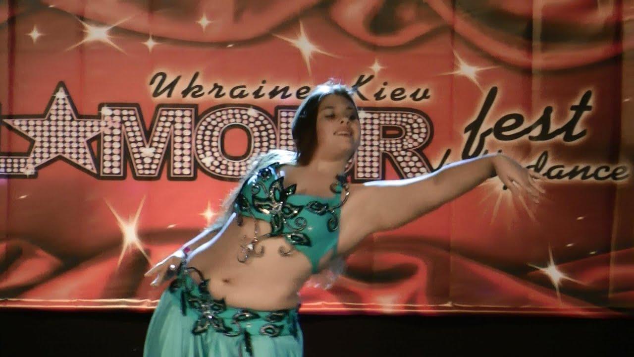 Karina Melnik ⊰⊱ GLAMOUR bellydance fest '14.