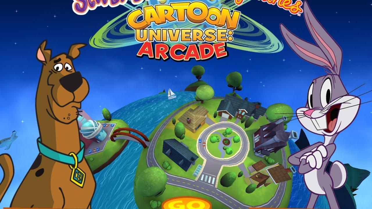 Scooby doo looney tunes cartoon universe arcade games app for scooby doo looney tunes cartoon universe arcade games app for kids ipad iphone 3ds youtube voltagebd Images