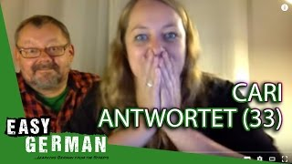 Cari antwortet (33) - Livestream Test | Update USA Tour 10.10. - 04.11.2016