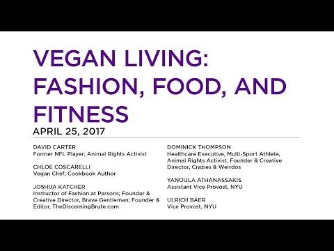 Vegan Living: Fashion, Food, and Fitness