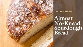 How to Make Almost No-Knead Sourdough with Cook's Illustrated Editor Andrew Janjigian